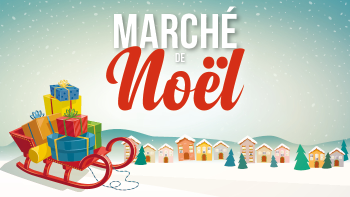 MARCHÉ de NOËL @The Ark