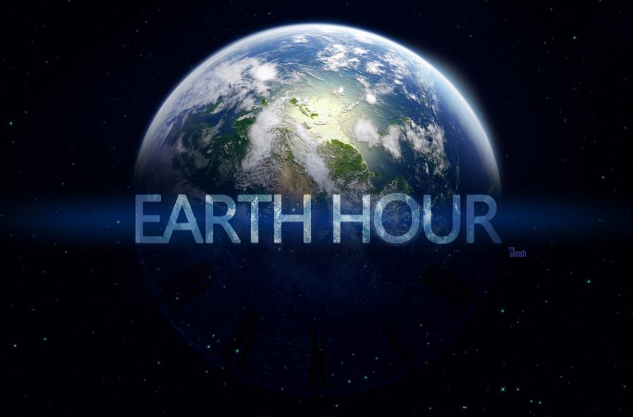 care sprijina Earth Hour – Lumina cu cap!